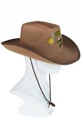 Маскарадная шляпа для взрослых Шериф
