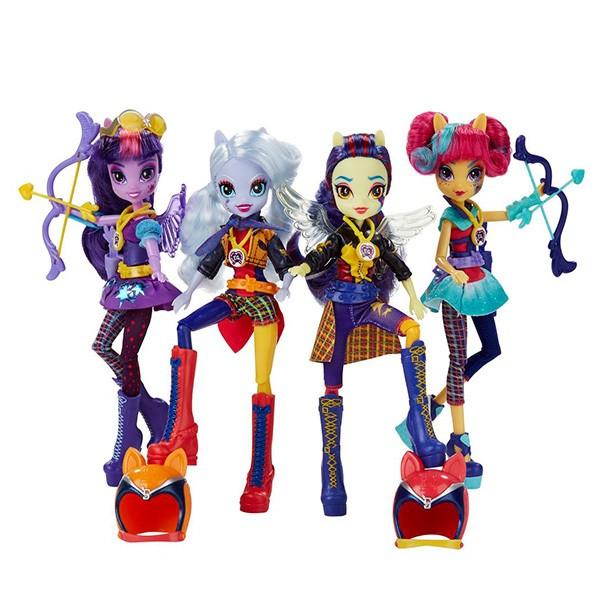 Кукла My Little Pony Шедоуболт с аксессуарами от Hasbro