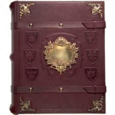 Родословная книга «Барокко» с накладкой «Барокко»