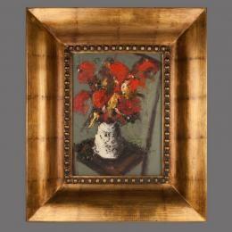 Картина «Натюрморт», холст, масло