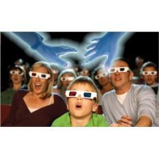 Билеты в 5D кинотеатр для компании