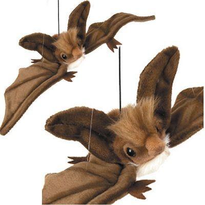 Мягкая игрушка Летучая мышь от HANSA