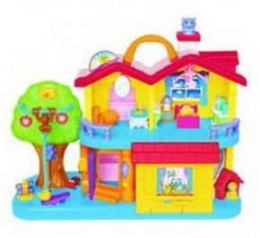 Развивающая игрушка Занимательный дом