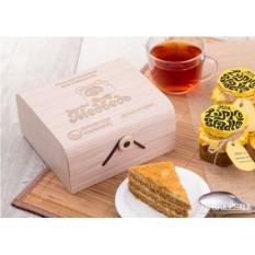 Подарочный набор мёда «Вежливый медведь»