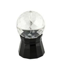 Черный светильник Диско малый