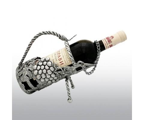 Подставка для бутылки «Виноград»