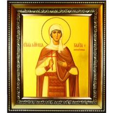 Икона на холсте Злата Могленская великомученица
