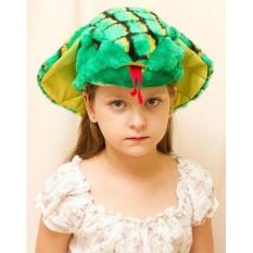 Карнавальная шапочка Кобра