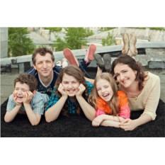 Семейная фотосессия в подарок