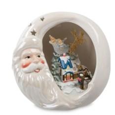 Фарфоровый светильник Сказки Дедушки Мороза