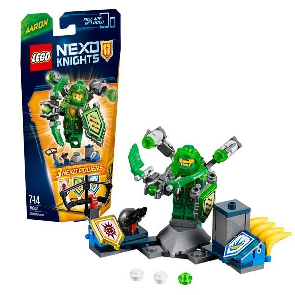Конструктор Абсолютная сила Lego Nexo Knights