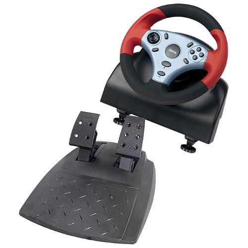 Руль и педали для компьютера GW-22FB (Диалог)