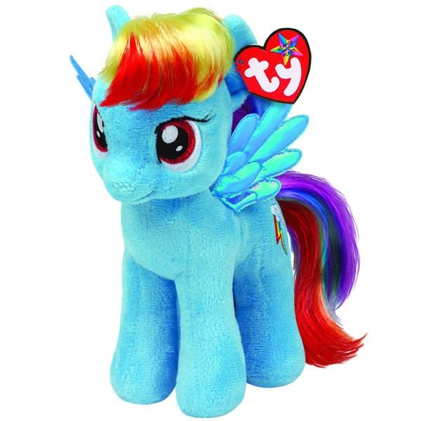 Мягкая игрушка My Little Pony Пони Rainbow Dash (33 см)