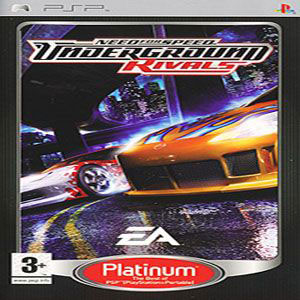 Игра для Sony PSP: Need for Speed Carbon