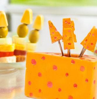 Подарок для любителя сыра