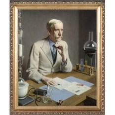 Портрет работнику российской науки