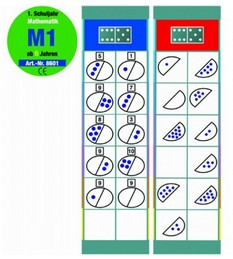 Набор заданий «Математика 1 класс» М1