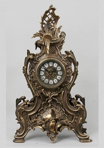 Каминные часы VIRTUS 1945 Каштан
