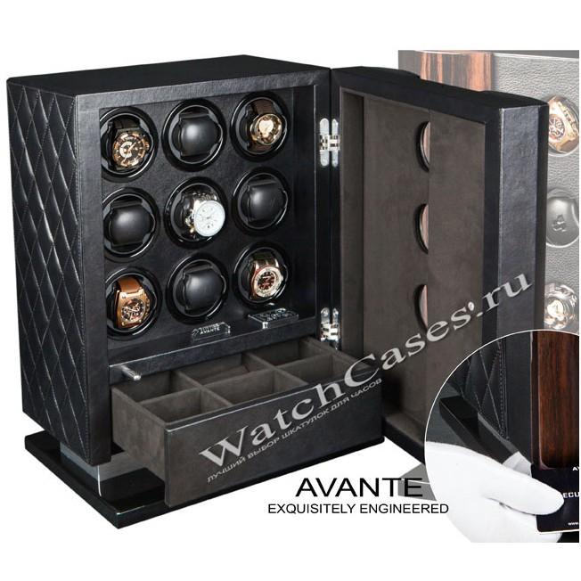 Шкатулка для автоподзавода часов Avante Prince9 ME