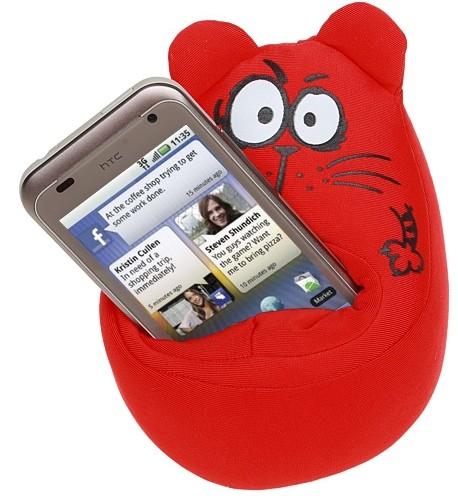 Подставка для мобильного телефона «Достали звонками!»