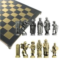 Металлический шахматный набор Д'Эль Сид