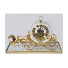 Настольные эксклюзивные часы «Карета»
