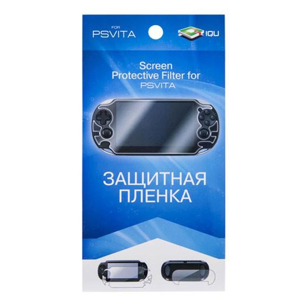 Защитная пленка !QU Screen Protective (PS Vita)