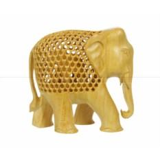 Резная статуэтка Слон