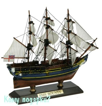 Модель корабля HMS Bounty