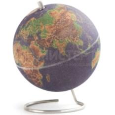 Пробковый мини-глобус