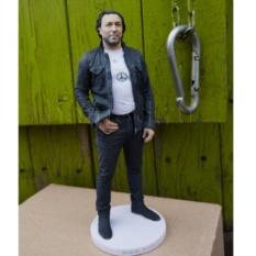 3D фигурка папе - миниатюрная копия