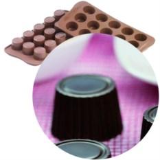 Форма для шоколада «Пралине»