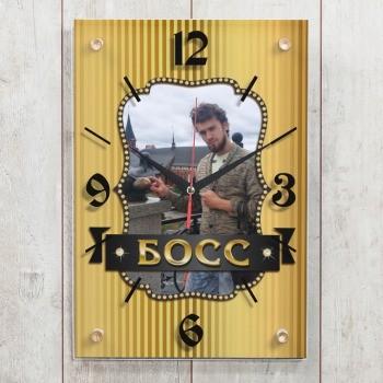 Настенные часы Босс