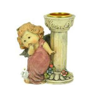Подсвечник декортивный «Ангелочек»