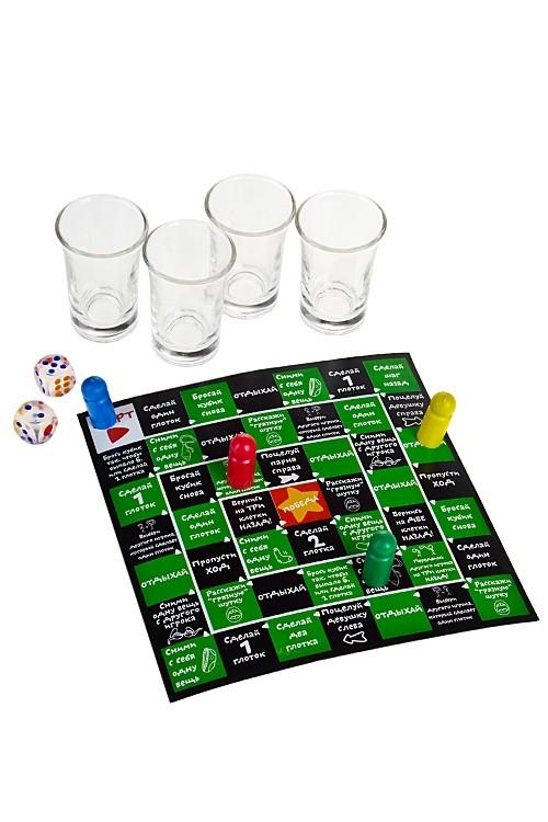 Игра настольная развлек. для взрослых Пьяные кости