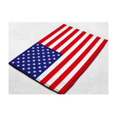 Коврик для ванной Флаг США