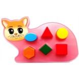 Развивающая игрушка Котик