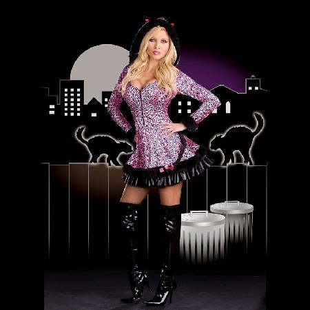 Карнавальный костюм Шаловливая кошечка