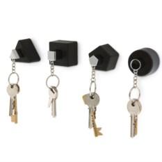 Держатели для ключей с брелоками Shapes