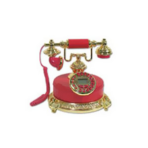 Декоративный ретротелефон