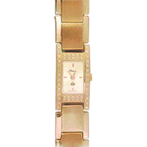 Женские наручные золотые часы Platino