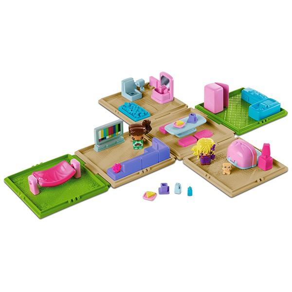 Минифигурка Mattel My Mini Mixi Q's Базовый набор