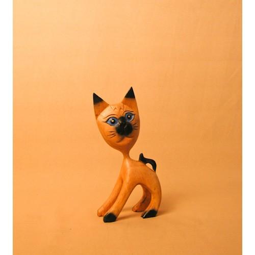 Котенок сиамский 15 см