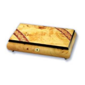 Музыкальная шкатулка для украшений Giglio