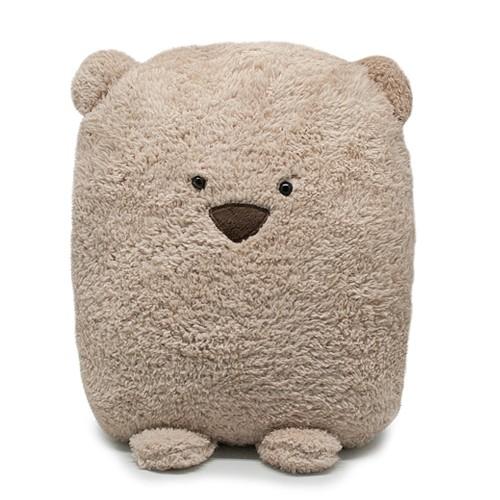 Плед-трансформер Soft bear, коричневый