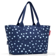 Сумка Shopper e1 spots navy