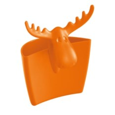 Оранжевая сумочка для чаепития Лосяш Рудольф