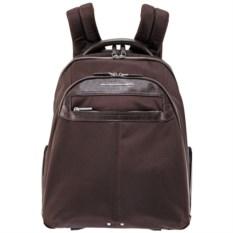 Коричневый рюкзак для ноутбука Piquadro Link