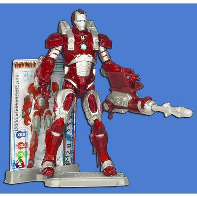 Фигурка Iron Man 2 Inferno Mission