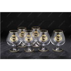 Набор бокалов для бренди Наполеон, 6 шт